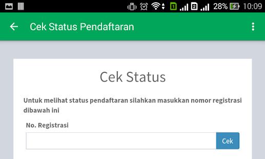 8 e-PUPNS App screenshot