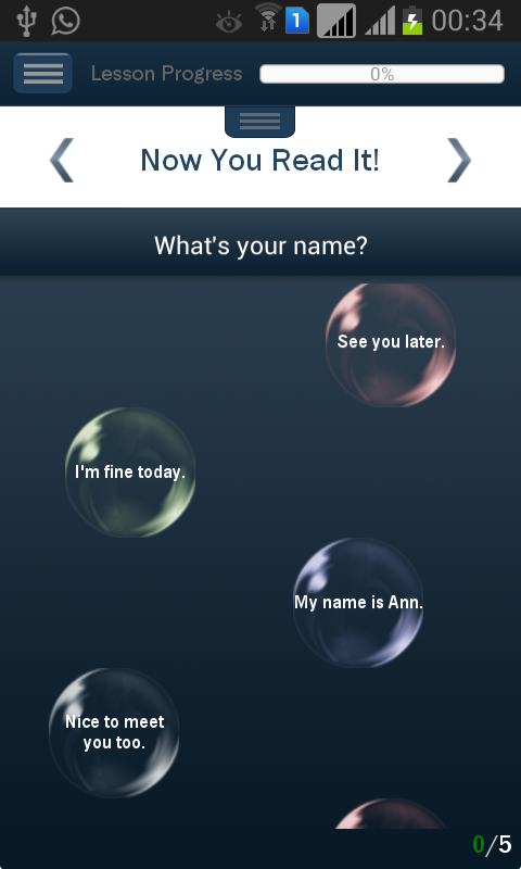 Hello-Hello Learn Languages- screenshot