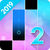 Piano Games - Free Music Piano Challenge 2019 Icon