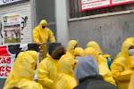 🎥 Opvallend: Spaanse fans trekken massaal naar stadion om het te desinfecteren na bezoek rechtse politici