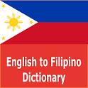 Filipino Dictionary - Offline icon