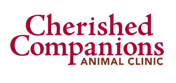 Logo for Cherished Companions Animal Clinic
