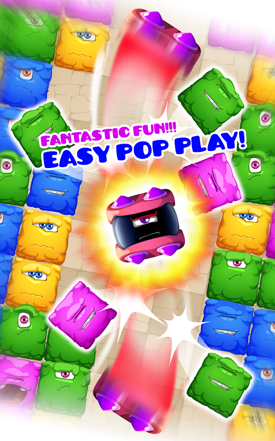 Monster Blast- screenshot