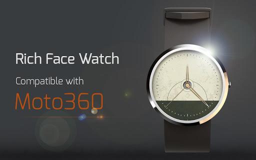 Rich Face Watch