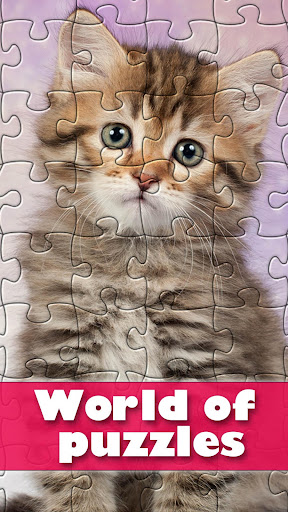 World of puzzles - best classic jigsaw puzzles 2.0 screenshots 1