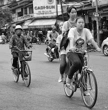 Photo: traffic participants VI