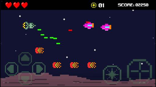 RETRO SPACE 1 screenshots 14