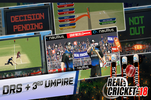 Real Cricketu2122 18 1.1 screenshots 3