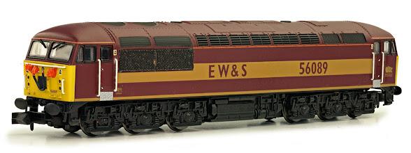 Photo: 2D-004-005  Class 56