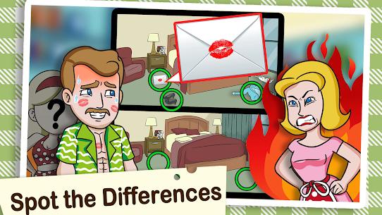 Find The Differences – Secret MOD Apk (Unlimited Coins) 2