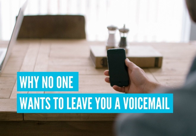 answering services why no one wants to leave you a voicemail