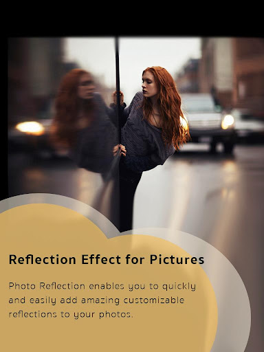 Reflection Effect for Pictures