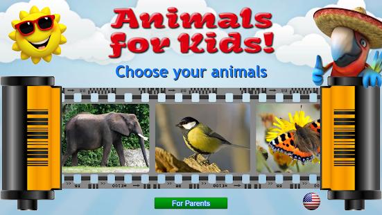 Kids Learn About Animals- screenshot thumbnail