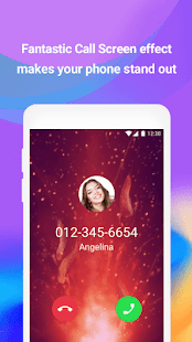 Color Call Screen - Cool Screen Effects for Free - náhled