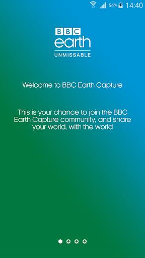 BBC Earth Capture