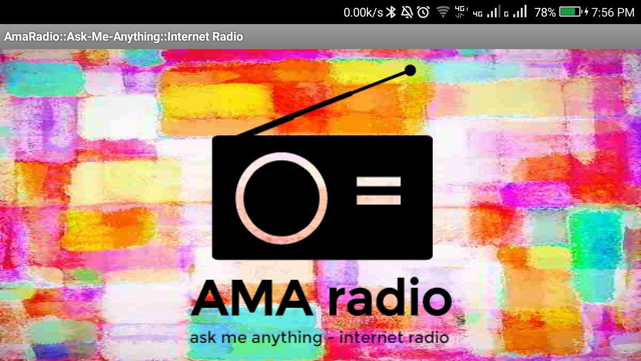 AMA Radio : Internet Radio- screenshot