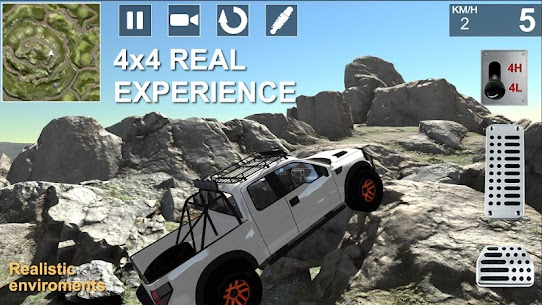 TOP OFFROAD Simulator (MOD, Unlimited Money/Tokens) 3