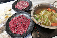 阿裕牛肉涮涮鍋一崑崙店