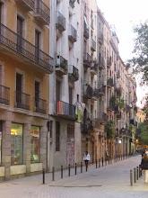 Photo: Por ahí por la Ciutat Vella.