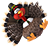 Chicken Invaders 4 Thanksgivin mobile app icon