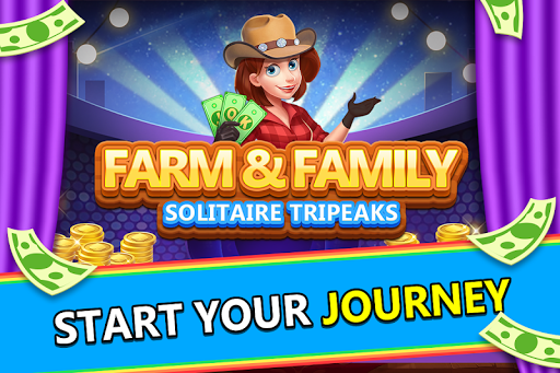 Solitaire Tripeaks: Farm and Family 0.3.7 screenshots 5