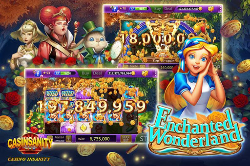 Casinsanity Slots u2013 Free Casino Pop Games screenshots 5