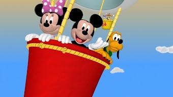 Mickey's Big Job