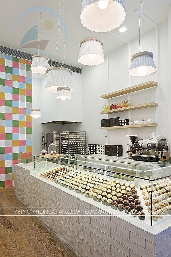 thiết kế cửa hàng bánh ngọt Joy 5