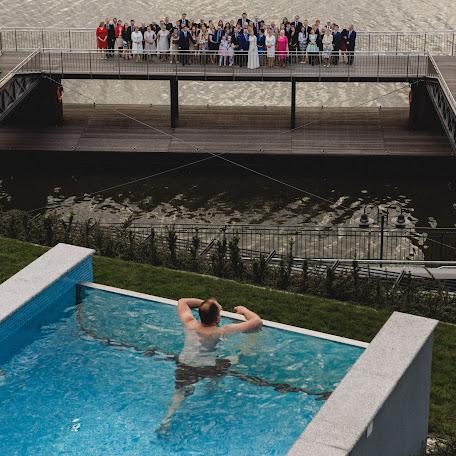 Wedding photographer Łukasz Topa (lmfoto). Photo of 12.05.2016