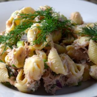 Cold Tuna Pasta Salad With Peas Recipes