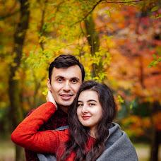 Bröllopsfotograf Mamed Mamedov (Mamed086). Foto av 11.12.2018