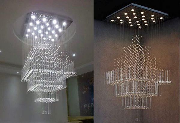 What Are The Major Difference Between Crystal And Glass Chandelier