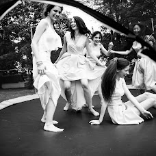 Wedding photographer Yuliya Loginova (shinigami). Photo of 31.07.2017