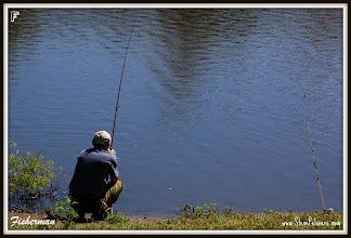 "Photo: A to Z  2011-09-28  Week 6 - Day 39  Wednesday's ""F""  Fisherman"