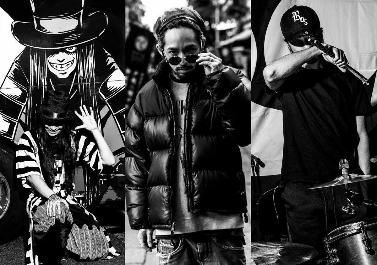 [迷迷音樂] RIZE 主唱JESSE和貝斯手KenKen 因持有大麻被捕