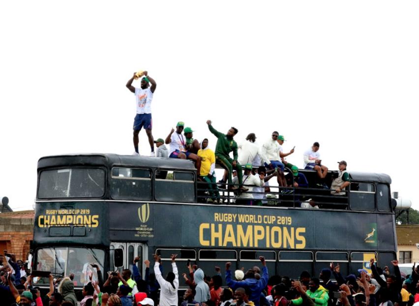 WATCH | Springboks' Nelson Mandela Bay Blitz - HeraldLIVE