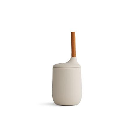 Ellis Sippy Cup Sandy/mustard mix