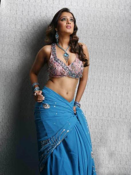 Nikitha Thukral navel photos, Nikitha Thukral hot pics in saree