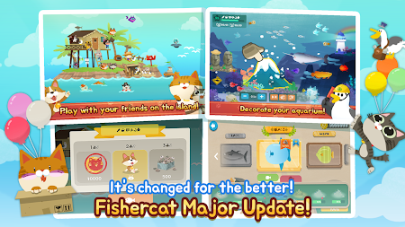 The Fishercat APK screenshot thumbnail 1