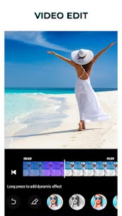 Glitch Video Star Effects – Vinkle Video Editor 1