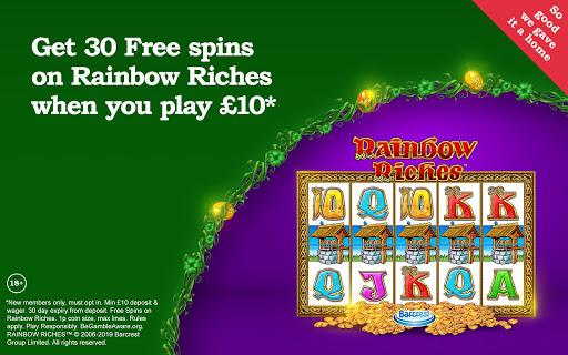 Rainbow Riches Casino: Slots, Roulette & Casino 11.15.2 screenshots 4