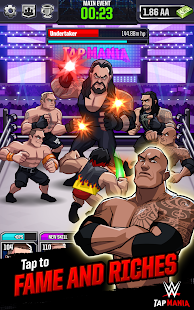 WWE Tap Mania screenshot 12