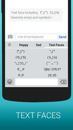 Emoji Keyboard -Cute,Emoticons 1.2.5.0 screenshot 131268