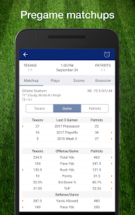 Eagles Football: Live Scores, Stats, Plays & Games - náhled