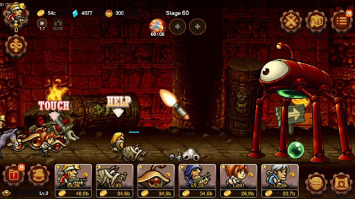 Metal Slug Infinity: Idle Role Playing Game screenshots 6