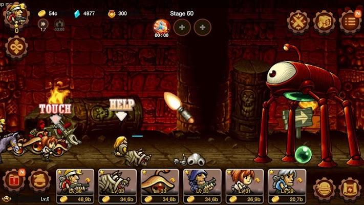 Metal Slug Infinity : Idle Game Screenshot Image