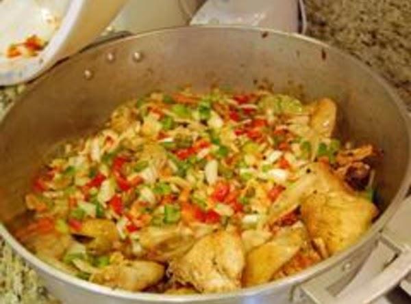 Puerto Rican Food Recipe