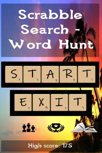 Scrabble Search - Word Hunt 2.5 screenshots 1