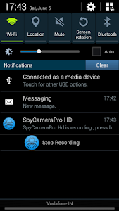 Spy Video Recorder Pro HD v1.1