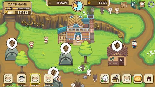 Cat Forest - Healing Camp  screenshots 2
